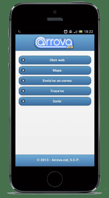 Aplicacions mòbils android iOS